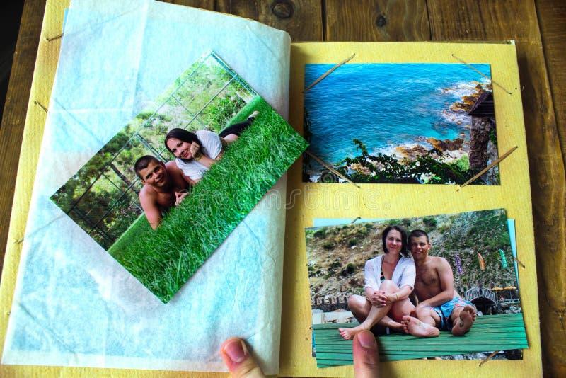Photos du vication des couples photo libre de droits