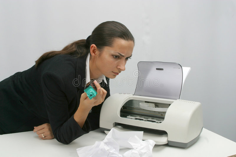 Photoshow Office Stock Photo