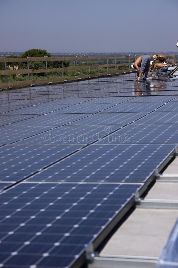 Download Photovoltaic stock image. Image of electricity, electrical - 15497879