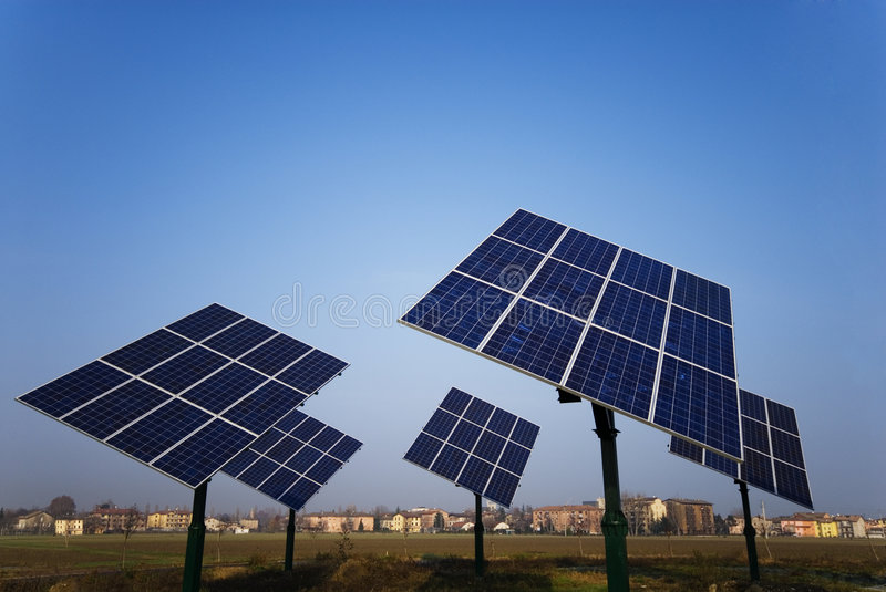 Download Photovoltaic stock photo. Image of cells, natural, heat - 3955776