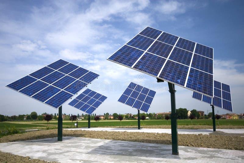 Photovoltaic Fotos de Stock