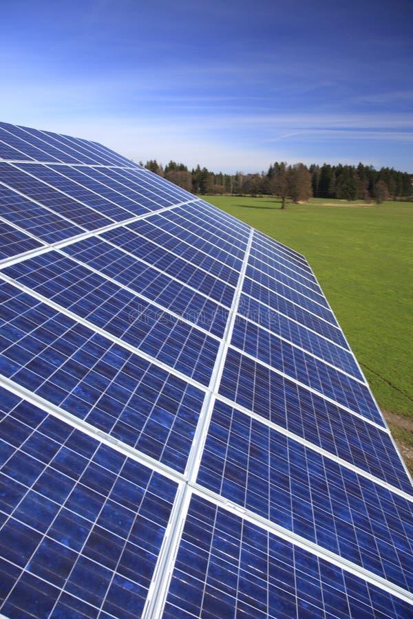 Photovoltaic modules royalty-vrije stock fotografie