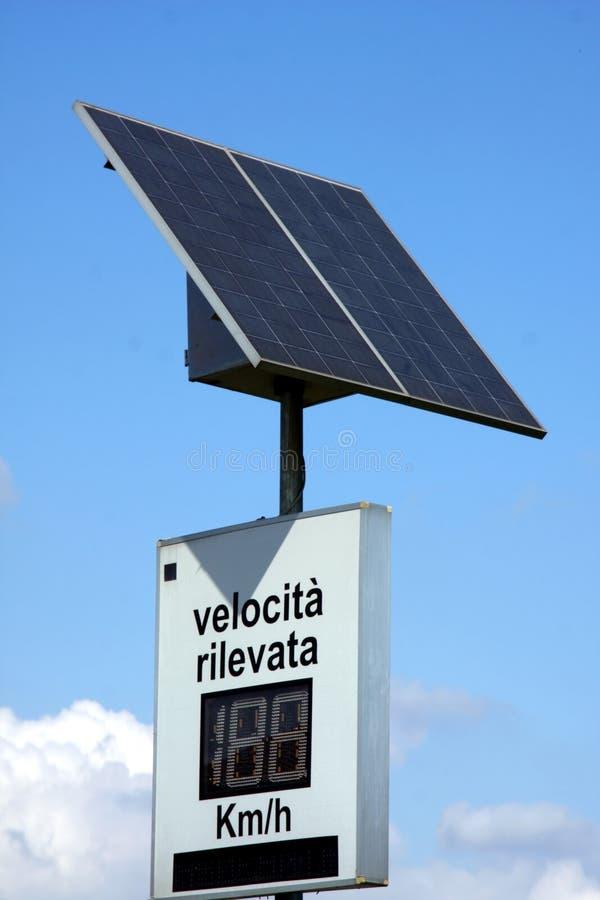 Photovoltaic paneel stock fotografie