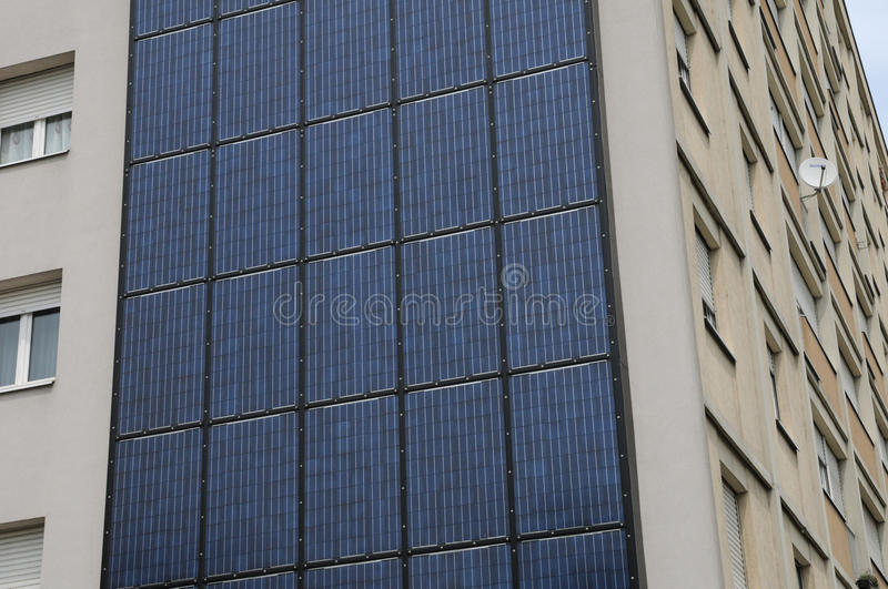 Photovoltaic panel royalty free stock image