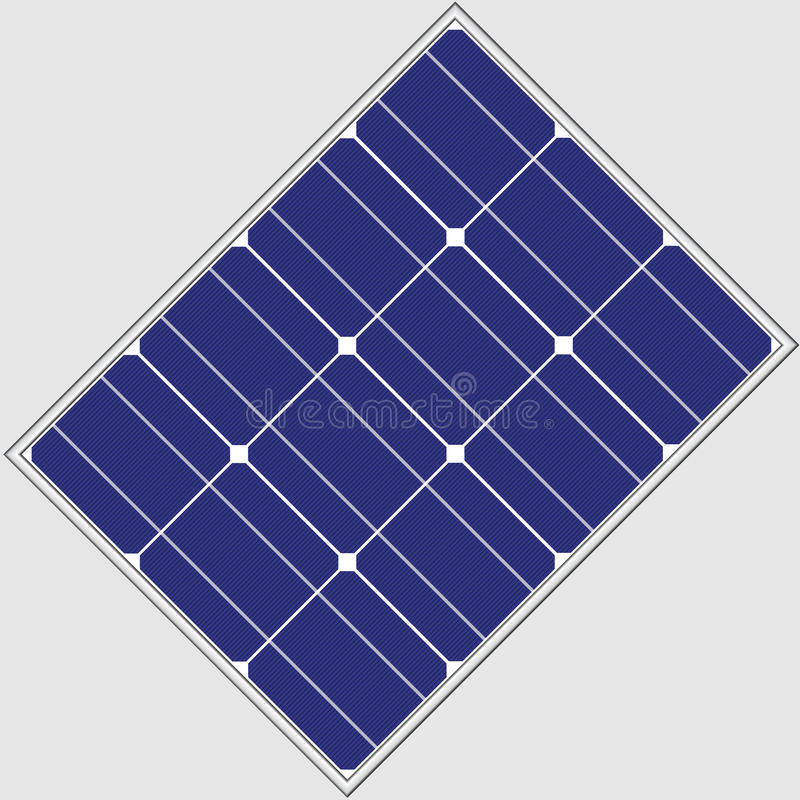 Download Photovoltaic panel stock image. Image of generation, power - 24647283