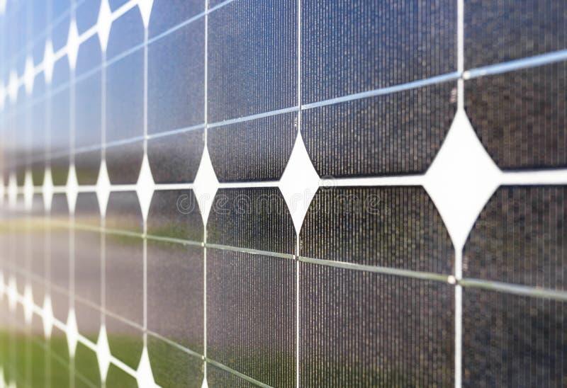 Photovoltaic panel royaltyfria foton