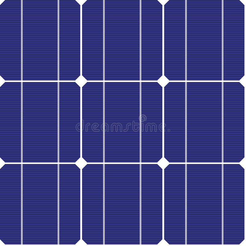 Download Photovoltaic Seamless Pattern Stock Photo - Image: 24647310