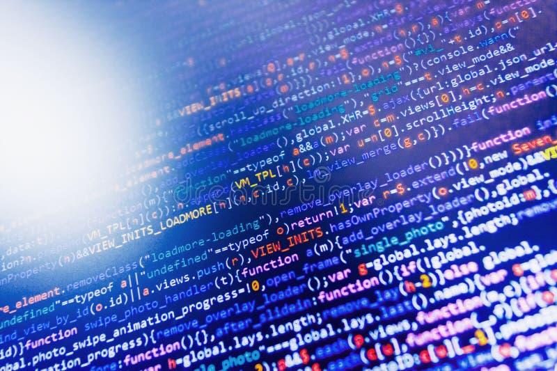 PHP-Datenquellendatei lizenzfreies stockfoto