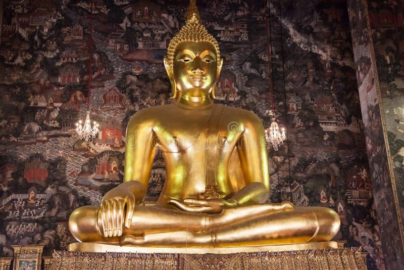 Phra斯里Wat的素他Sakyamuni菩萨 免版税库存图片