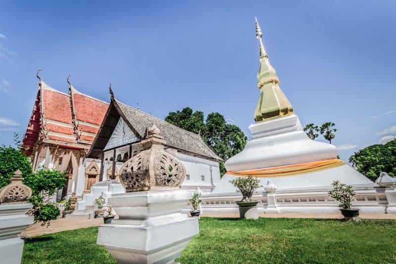 Phra那西康省Kaen 图库摄影