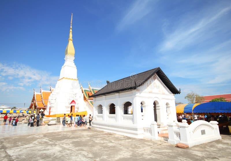 Phra που Choeng Chum, Sakhon Nakhon Ταϊλάνδη στοκ εικόνα