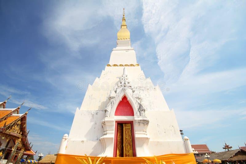 Phra που Choeng Chum, Sakhon Nakhon Ταϊλάνδη στοκ εικόνες