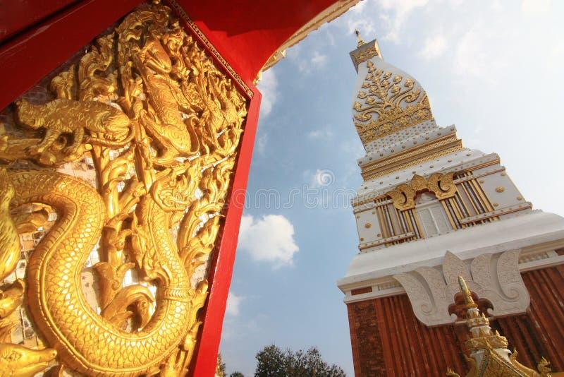Phra που Phanom στοκ φωτογραφίες