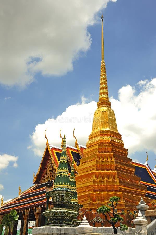 phra Ταϊλάνδη της Μπανγκόκ kaew wat στοκ φωτογραφίες