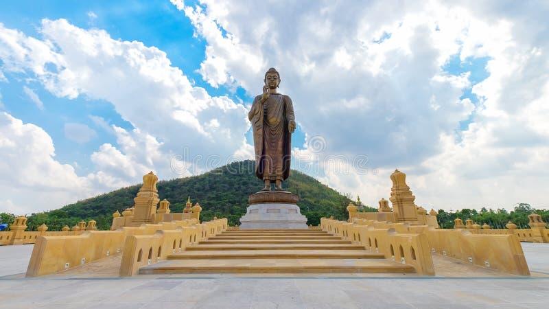 Phra Будда Metta статуя Pracha тайская или большая Будды стоковое изображение