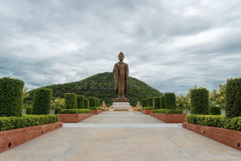 Phra Будда Metta Pracha тайское стоковые фотографии rf