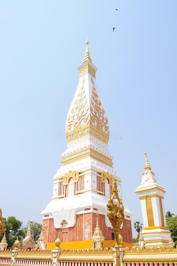 Phra которое Phanom стоковая фотография