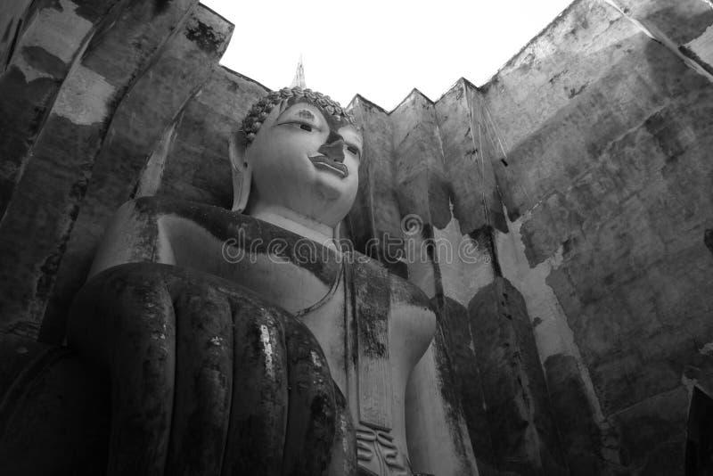 Phra Ajana, Sukhothai, Thailand stock photo