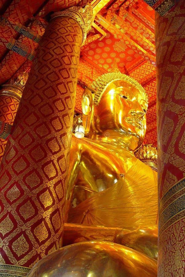 Phra Bhudh-trai-ratana nayok zdjęcie royalty free