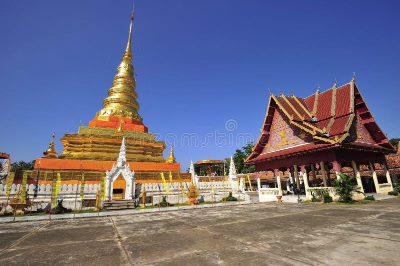 Phra That Chae Haeng, Nan Province, Thailand Royalty Free Stock Photo