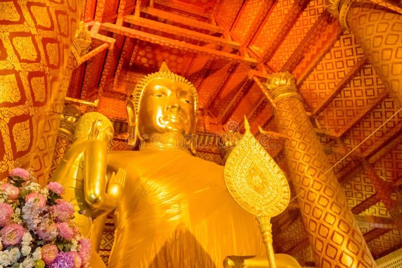 Phra Chao Phananchoeng στοκ εικόνες