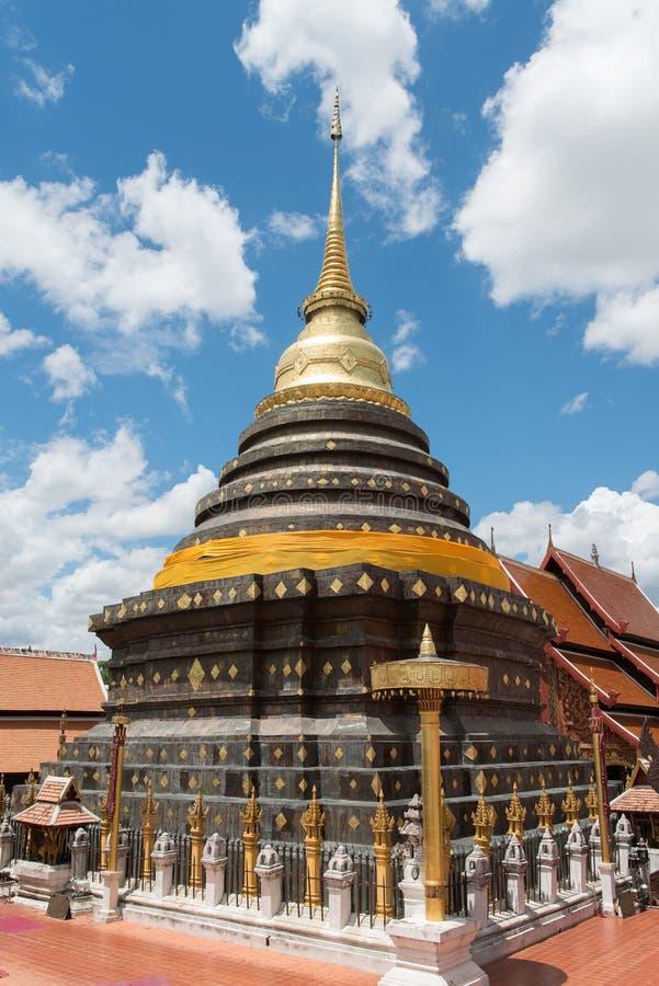 Phra die Lampang Luang. royalty-vrije stock afbeeldingen