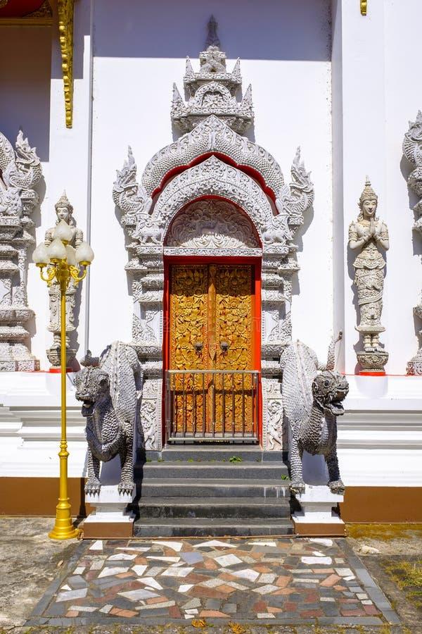 Phra esse templo de Doi Tung imagens de stock