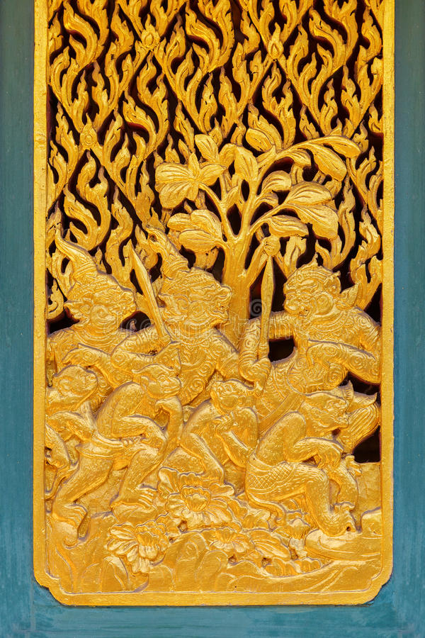Phra Kaew paviljong i Thailand arkivfoton