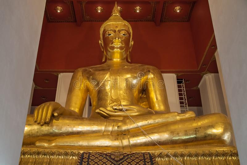 Phra Mongkhon Bophit royalty-vrije stock fotografie