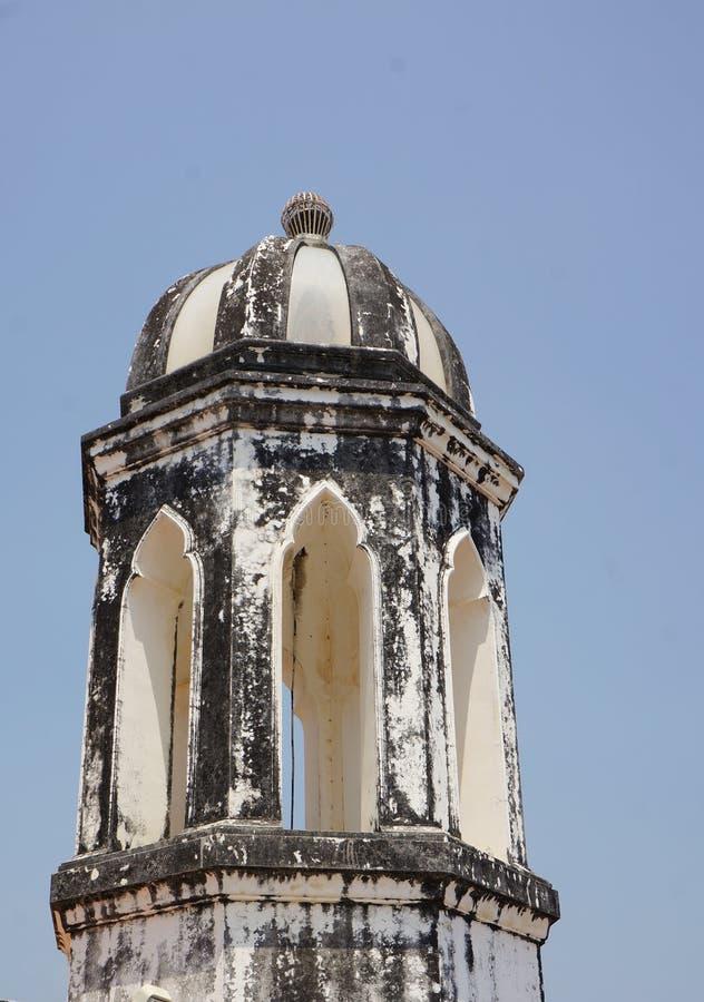 PHRA NA KHON KHI RI HISTORICAL PARK (Khao Wang) , Amphoe Muang. Phet Buri, Thailand royalty free stock photo