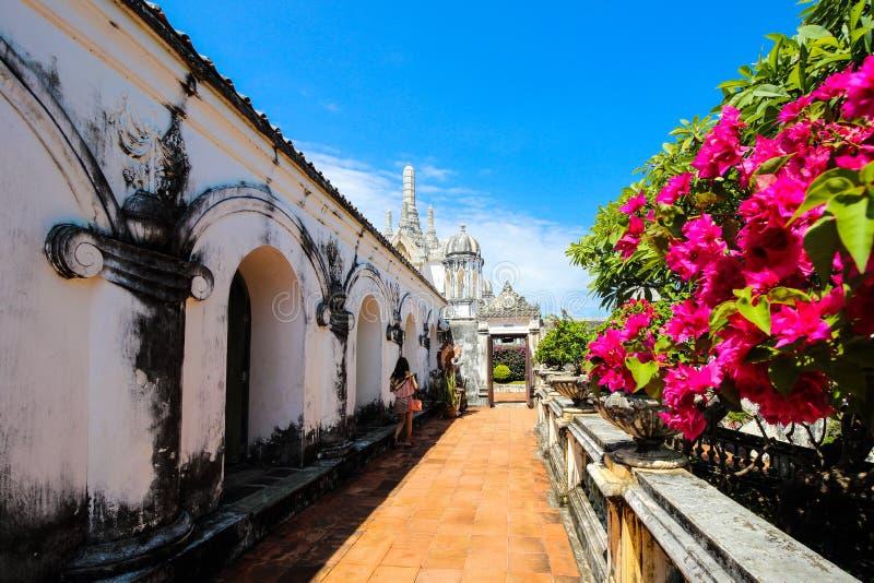 Phra Nakhon Khiri (Khao WANG) στοκ φωτογραφία με δικαίωμα ελεύθερης χρήσης