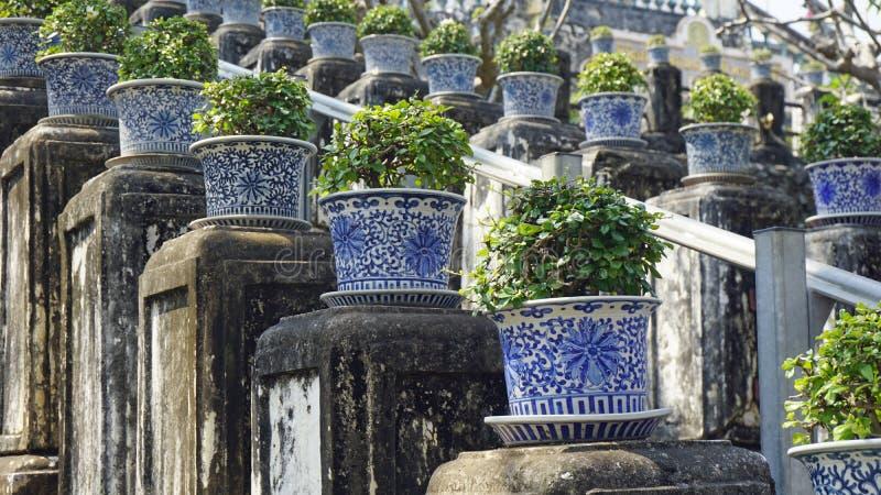 Phra Nakon Kiri寺庙复合体在泰国 免版税库存照片