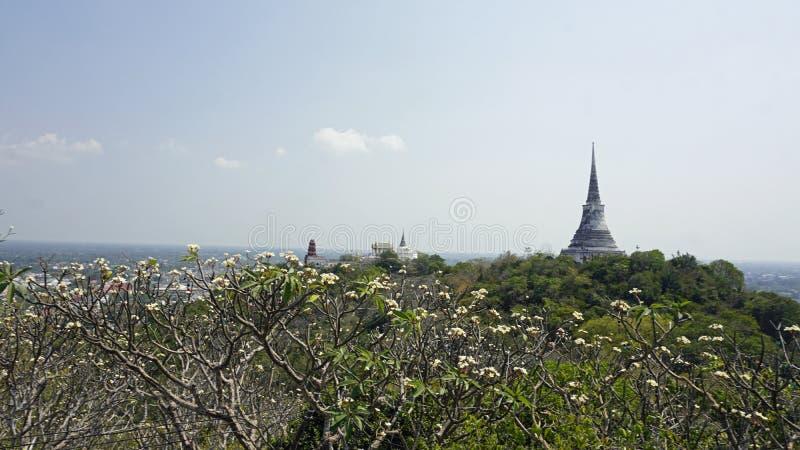 Phra Nakon Kiri寺庙复合体在泰国 库存图片