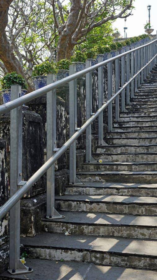 Phra Nakon Kiri Temple Complex em Tailândia imagem de stock royalty free