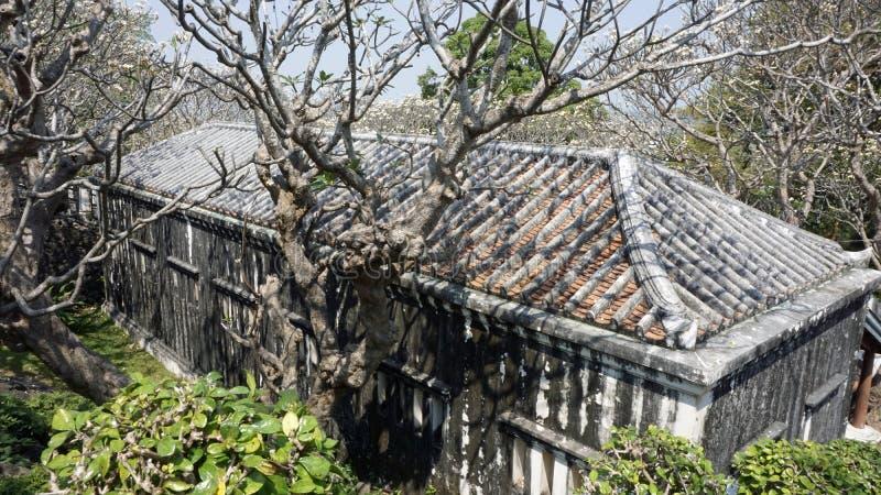 Phra Nakon Kiri Temple Complex em Tailândia imagens de stock royalty free