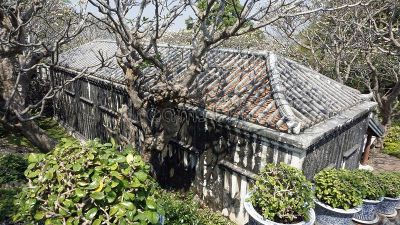 Phra Nakon Kiri Temple Complex en Tailandia fotografía de archivo