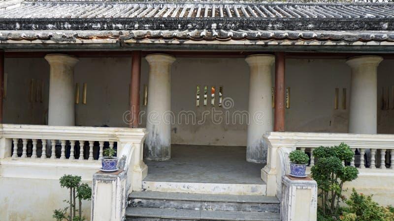 Phra Nakon Kiri Temple Complex en Tailandia imagenes de archivo
