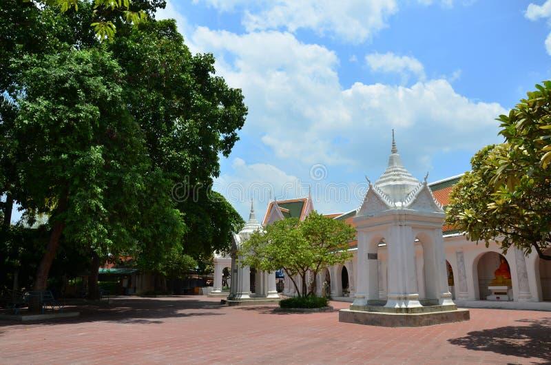 Phra Pathom Chedi de Nakhon Pathom, Tailândia fotos de stock