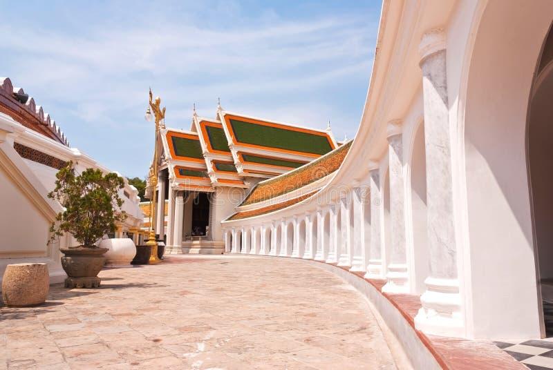 Phra Pathom Chedi, o stupa o mais alto no mundo. fotografia de stock royalty free