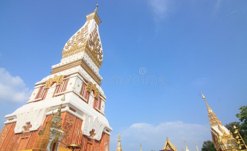 Phra that Phanom stock photography