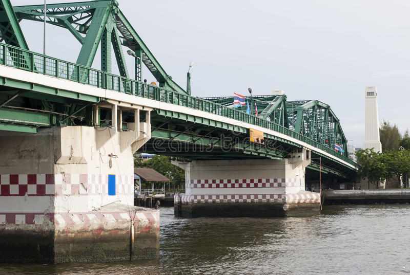 Download phra phuttha yodfa bridge memorial bridge chao phraya river bangkok thailand