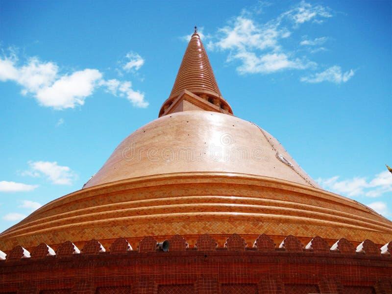 Phra Pra Thom Jedi fotografia royalty free