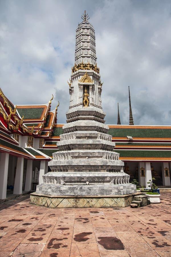 Phra Prang en Wat Pho foto de archivo