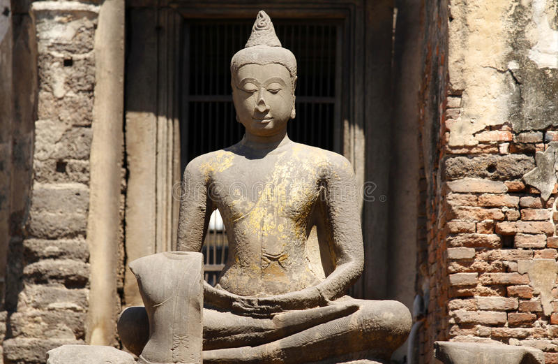 Phra Prang Sam Yot imagen de archivo libre de regalías