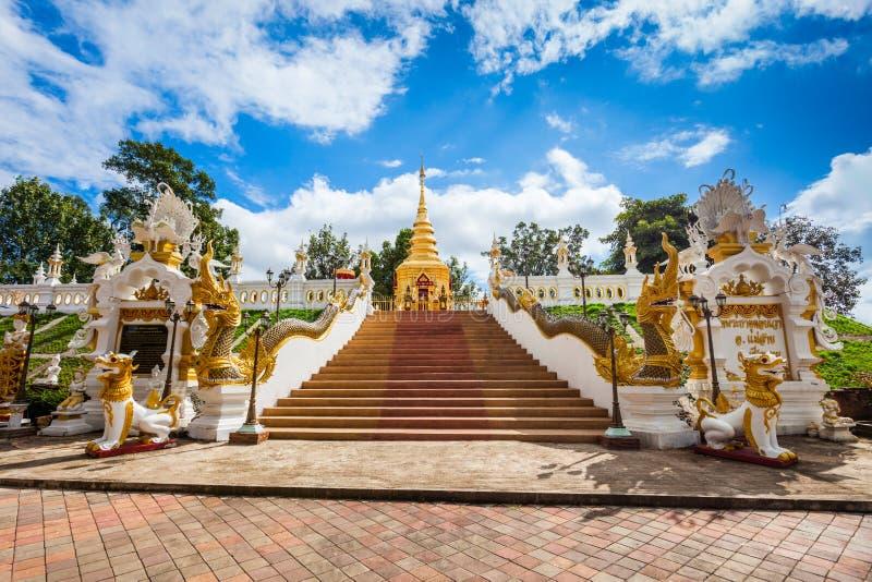 Phra que Wai Dao fotografia de stock