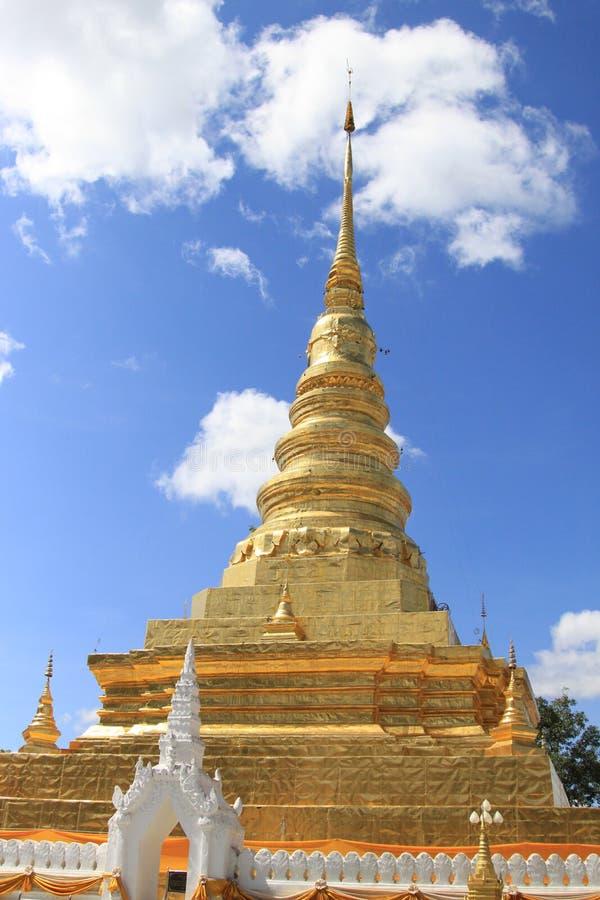 Phra qui Chae Haeng, province de Nan, Thaïlande photos stock