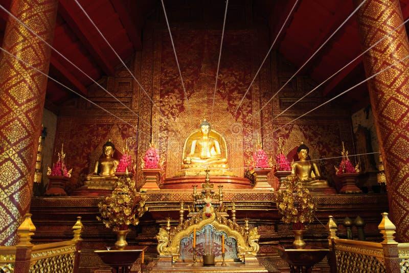 Phra singh de Wat photo stock
