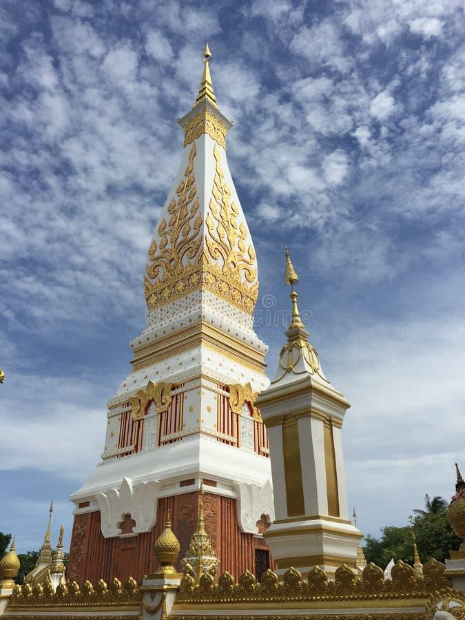 Phra som Phanom royaltyfri fotografi