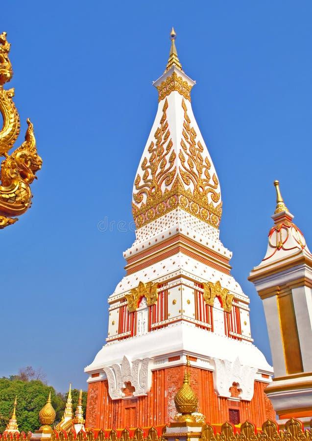 Phra som Phanom royaltyfria bilder