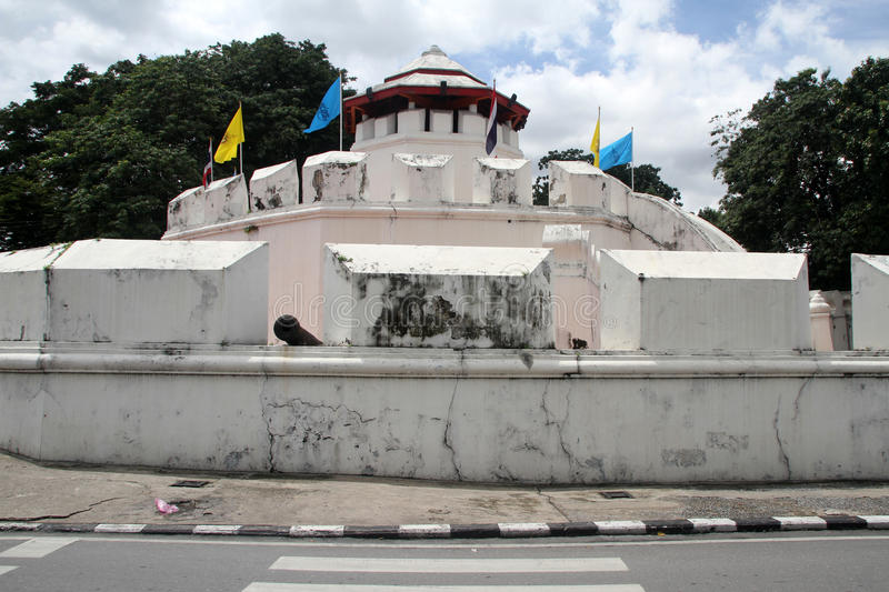 Download Phra Sumen fort stock image. Image of architecture, nobody - 22170745